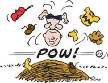 Charlie Brown Pitching