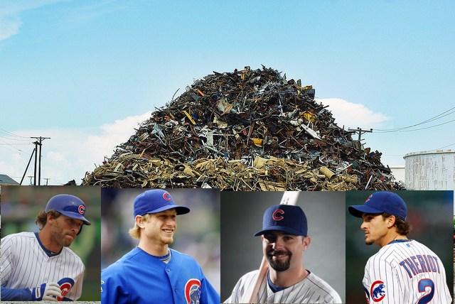 Scrap-heap